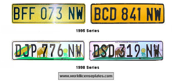 Northwest License Plates