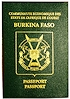 Burkina Faso Passport