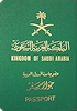 Saudi Arabian Passport