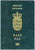 Faroese Passport