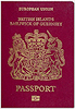 Guernsey Passport