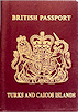 Turks and Caicos Passport