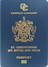 St. Kitts Passport