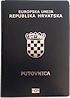 Croatian Passport
