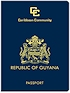 Guyanese Passport