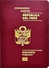 Peruvian Passport